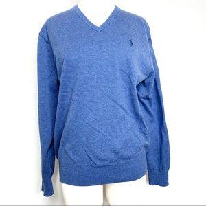 Polo Ralph Lauren Pima Cotton Mens Sweater Size M